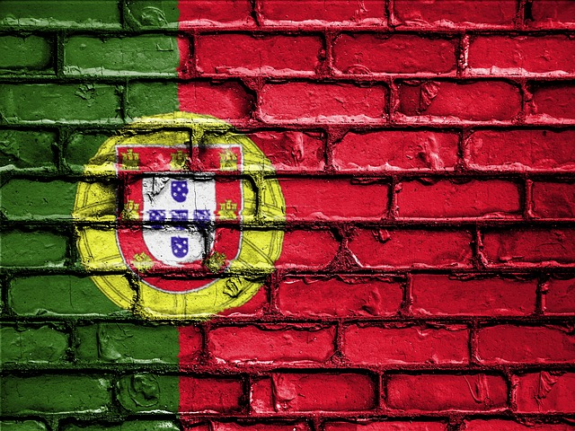 Portugal brickflag